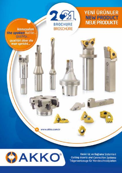 Catalogus Akko 2021 - Neue Produkte Brochure