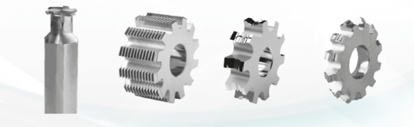Hob cutters for gears