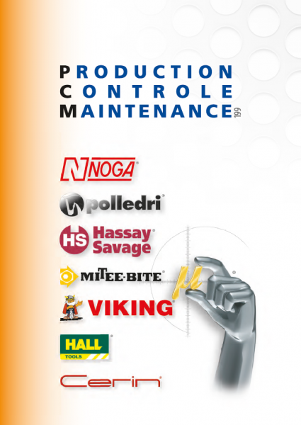 Catalogus Magafor Production Controle Maintenance