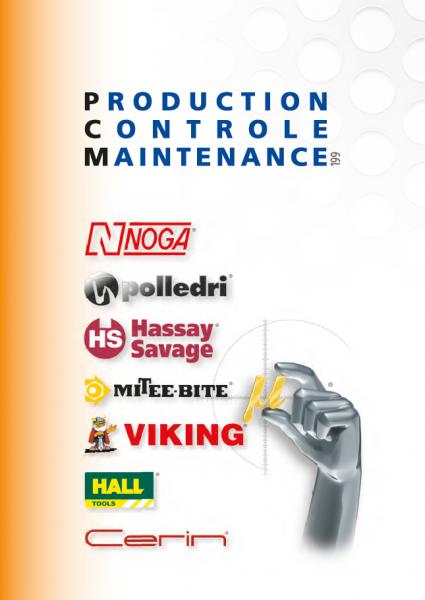 Catalogus Magafor Production Controle Maintenance